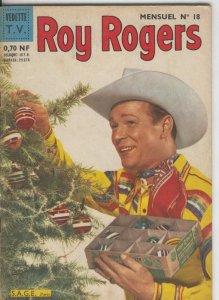 Roy Rogers serie mensuelles numero 18