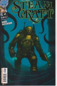 Steamcraft #1 VF/NM; Antarctic | save on shipping - details inside