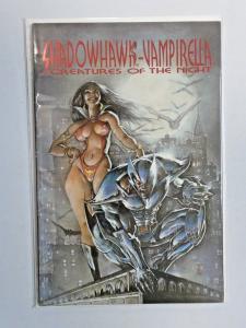 Vampirella Shadowhawk Creatures of the Night (1995) #2, 6.0 - 1995
