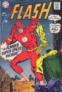 Flash (1959 series) #182, VG- (Stock photo)