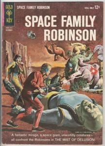 Space Family Robinson, Lost In Space #5 (Dec-62) FN/VF Mid-High-Grade Will Ro...