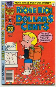 Richie Rich Dollars and Cents #93 1979- Harvey Comics FN