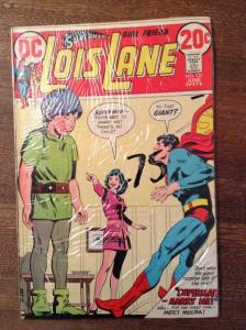 Superman's Girl Friend Lois Lane #131 Fine (6.0) Superman Marry Me! (357J)