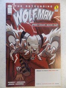 ASTOUNDING WOLFMAN # 1