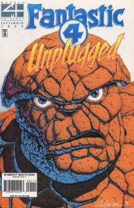 Fantastic Four Unplugged #1 FN; Marvel | save on shipping - details inside