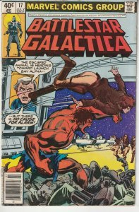 Battlestar Galactica(Marvel) # 17  Return of The Apple !~