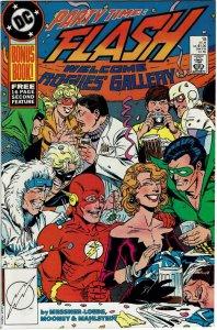 Flash #19 (1987 v2) The Rogues NM