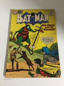 Batman 143 Vg/Fn Very Good/Fine 5.0 DC Comics Silver Age