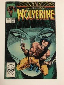 Marvel Comics Presents #3 Vol 1