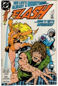 FLASH #28 (FN/VF 7.0) 1¢ Auction! No Resv! See More!!!