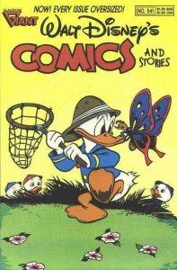 Walt Disney's Comics and Stories #541, NM- (Stock photo)