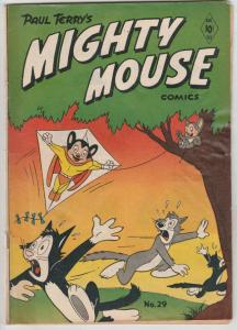 Mighty Mouse #29 (Nov-51) VG/FN+ Affordable-Grade Mighty Mouse