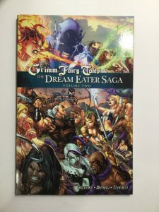 Grimm Fairy Tales Dream Eater Saga Volume Two Tpb Softcover Sc Nm Zenescope