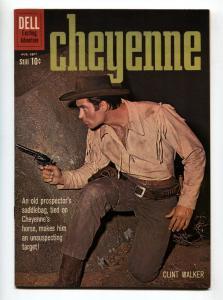 Cheyenne #17 1960- Dell Western- Clint Walker VF