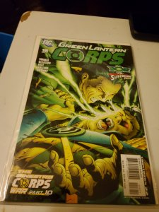 Green Lantern Corps #18 (2008)