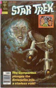 Star Trek #49 (Nov-77) VF+ High-Grade Captain Kirk, Mr Spock, Bones, Scotty