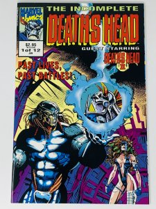 The Incomplete Death's Head (UK) #1 (1993) RA1