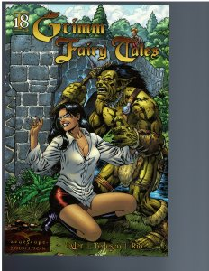 Grimm Fairy Tales #18 (2007)