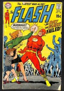 The Flash #192 (1969)