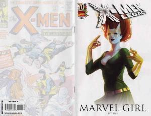 X-Men: Legacy #223A FN; Marvel | save on shipping - details inside