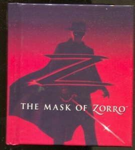 The Mask Of Zorro 1998-based on the film of same name-VF/NM