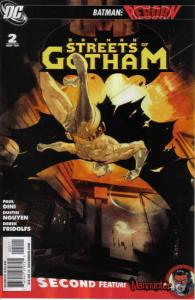 Batman: Streets of Gotham #2 VF/NM; DC | save on shipping - details inside