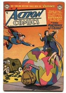 Action Comics #167 1952- Superman Congo Bill- DC golden-age