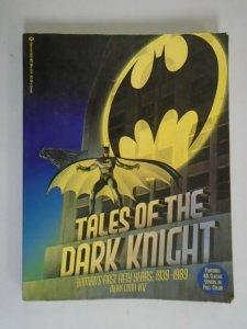 Tales of the Dark Knight TPB SC 4.0 VG (1989 1st Printing Ballantine)