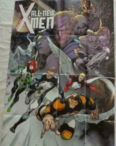 ALL NEW X-MEN Promo Poster, 24 x 36, 2013, MARVEL, Unused more in our store 281