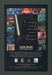 Star Wars Phantom Menace #1  #2  #3  (SET)  /  9.8 NM-MT  /  May 1999