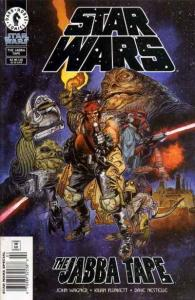 Star Wars: The Jabba Tape #1, NM- (Stock photo)