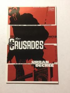 Crusades Urban Decree 1 NM Near Mint