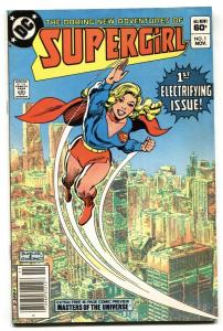 Daring New Adventures of Supergirl #1  Masters of the Universe preview. DC