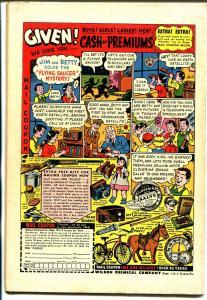All American Men of War #45 1957-DC-tommy gun cover-VG