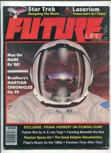 FUTURE LIFE #14 1979-FUTURE LIFE MAG INC-FRANK HERBERT-RAY-VG