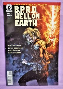 Mike Mignola B.P.R.D. HELL ON EARTH #140 Mike Norton (Dark Horse, 2016)!