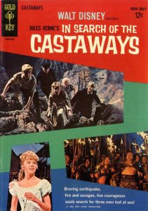 In Search of the Castaways #1, VG (Stock photo)