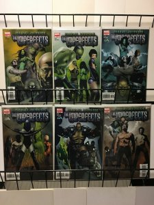 MARVEL NEMESIS IMPERFECTS (2005) 1-6  Jae Lee