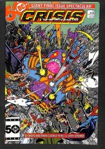 Crisis on Infinite Earths #12 (1986)