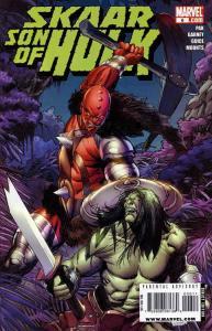 Skaar: Son of Hulk #6 VF/NM; Marvel | save on shipping - details inside