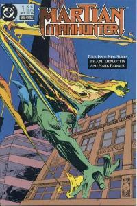 Martian Manhunter (1988 series) #1, NM- (Stock photo)