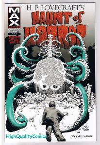 HAUNT of HORROR #1, NM-, Richard Corben, Lovecraft, 2008,more RC Horror in store