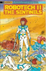 Robotech II: The Sentinels #11 FN; Eternity | save on shipping - details inside