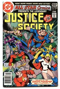 ALL-STAR COMICS #74 1978- HTF last issue-comic book DC