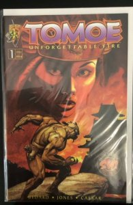 Tomoe: Unforgettable Fire #1 (1997)
