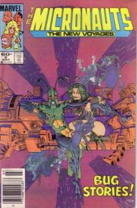 Micronauts (1984 series) #6, VF- (Stock photo)