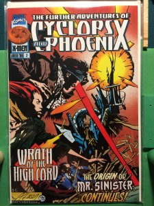 The Further Adventures of Cyclops and Phoenix #2
