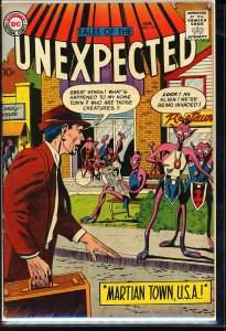 Tales of the Unexpected #33 (1959)