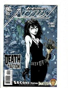 Action Comics # 894 NM DC Comic Book Feat. Superman Death Joker Batman OF41