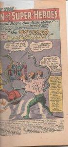 Adventure Comics #341 (Feb-66) VG/FN+ Mid-Grade Legion of Super-Heroes, Superboy